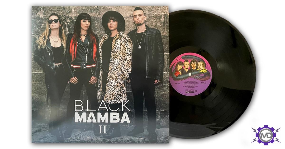 BLACK MAMBA 'II' vinyl LP